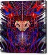 Mojike Acrylic Print