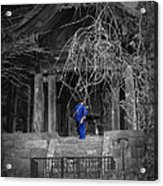 Monk And Bell Acrylic Print