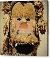 Monkey Of The Tribe Acrylic Print
