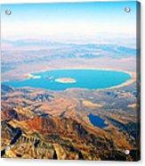 Mono Lake - Planet Earth Acrylic Print