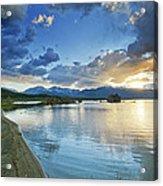 Mono Lake Majesty - California Acrylic Print by Brendan Reals