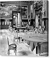 Monte Carlo - Gambling Hall - C 1900 Acrylic Print