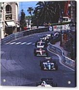Monte Carlo Casino Corner Acrylic Print