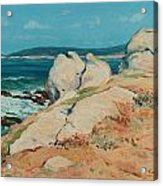 Monterey Coast Acrylic Print