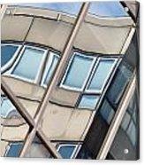 Montreal Reflections Viii Acrylic Print