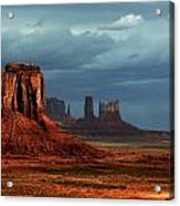 Monument Valley 1 Acrylic Print