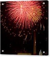 Monumental Celebration Acrylic Print by David Hahn
