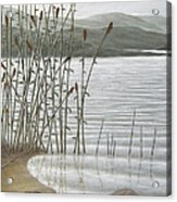 Moods Of The Lake Acrylic Print