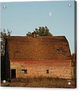 Moon Barn IIi Acrylic Print