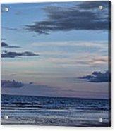 Moon Beach Acrylic Print