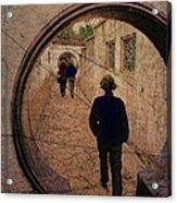 Moon Gate - 2 Acrylic Print