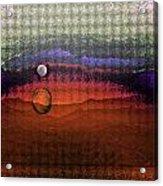 Moon Gate Acrylic Print by Jenn Bodro