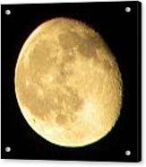 Moon Acrylic Print
