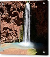Mooney Falls Acrylic Print