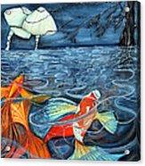 Moonlight Rendezvous Acrylic Print