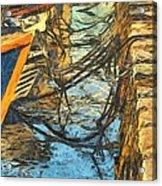 Moorings Acrylic Print