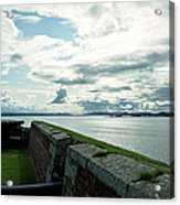 Moray Firth From Fort George Acrylic Print