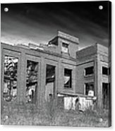 More Urban Decay  70797 Acrylic Print