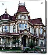 Morey Mansion Acrylic Print