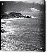 Morning Along The Coast Acrylic Print