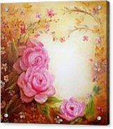 Morning Beauty Acrylic Print