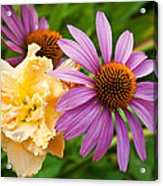 Morning Bouquet Acrylic Print