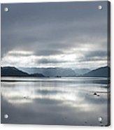 Morning Light On The Loch Acrylic Print