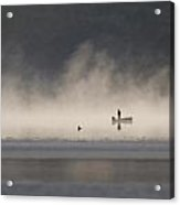 Morning On The Lake 2 Acrylic Print