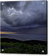 Morning Squall Acrylic Print