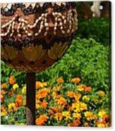 Moroccan Garden IIi Acrylic Print