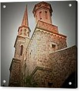 Morristown Church Acrylic Print
