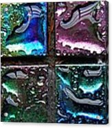 Mosaic 15 Acrylic Print