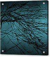 Mosaic Branch Acrylic Print
