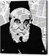 Moshe Feinstein Acrylic Print