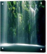 Mossbrae Falls In Sunlight Acrylic Print