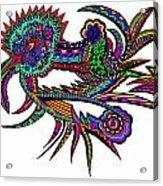Mother Natures Footprint Acrylic Print