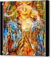 Motivational Devotion Acrylic Print
