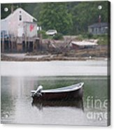 Motor Boat Kennebunkport Maine Acrylic Print