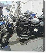 Motorcycle Ride - Three Acrylic Print