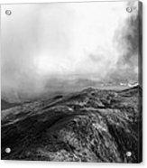 Mount Adams New Hampshire Acrylic Print