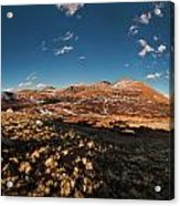 Mount Bierstadt Panorama Acrylic Print by Richard Steinberger