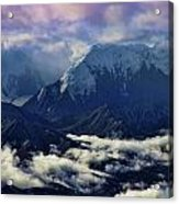 Mount Brooks Acrylic Print