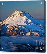 Mount Jefferson Acrylic Print