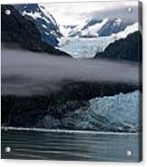 Mount Margerie At Glacier Bay Alaska Usa Acrylic Print