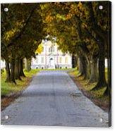 Mount Pleasant In Autumn - Philadelphia Acrylic Print