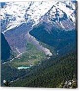 Mount Rainier Xi Acrylic Print