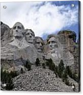 Mount Rushmore National Monument -2 Acrylic Print