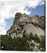 Mount Rushmore National Monument -3 Acrylic Print