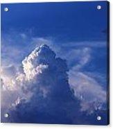 Mountain In The Sky Acrylic Print