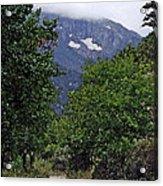 Mountain Road Acrylic Print